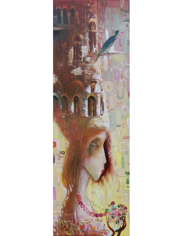 ---paveikslas-moteris-su-lizdu-ant-galvos
