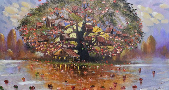 Venslausko tapyba Giminės medis