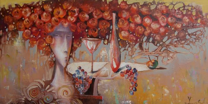 venslausko tapyba moterys